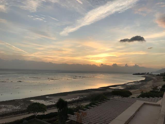 Beach front Red Sea luxury chalet in Ein Resort