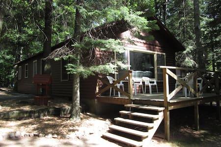 Spacious Cabin near the Lake - Игл-Ривер