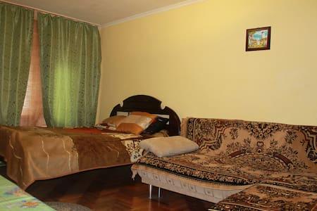 Чистая,уютная квартира в самом центре города - Apartamento