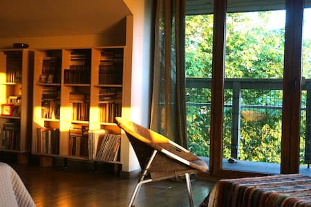 Sunny penthouse studio near the Sea - Palanga
