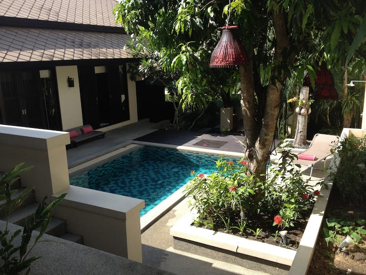 Value! Maenam Luxury pool villa on 5 star resort.