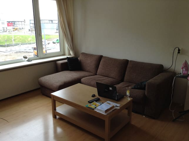 Clean, spacious apartment Rotterdam - Rotterdam - Wohnung