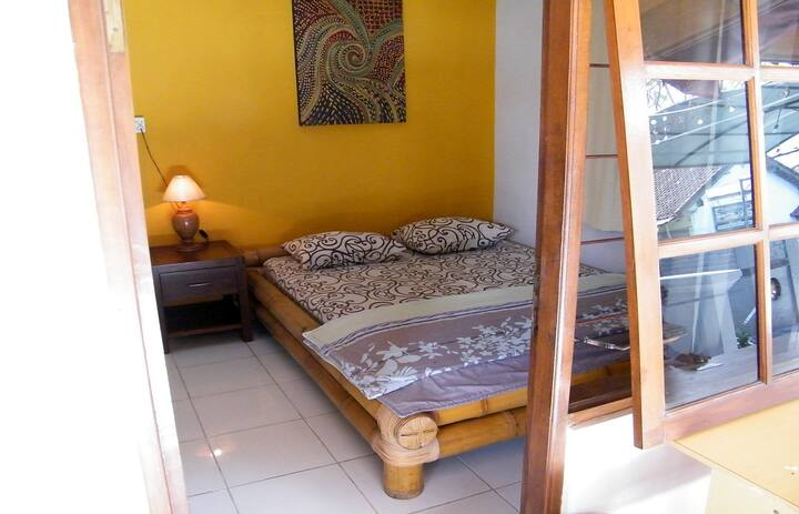 Private Double - Bed