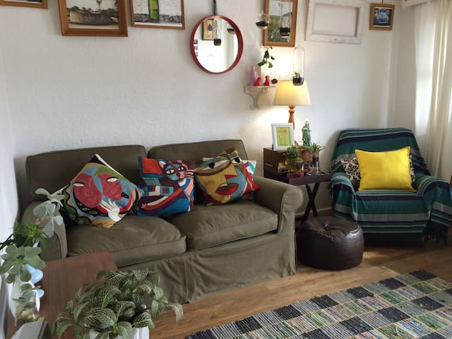 Awesome funky Apartment - Cape Town - Daire