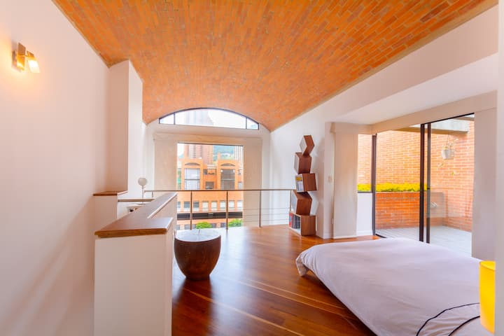 Outstanding loft - Great panorama