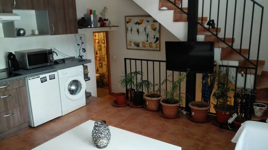 Confortable loft en Madrid Norte - Madrid - Loft