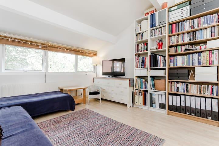 1 BD Maisonette Flat, NW of London - Northwood - Apartament