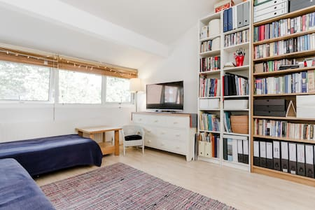 1 BD Maisonette Flat, NW of London - Northwood