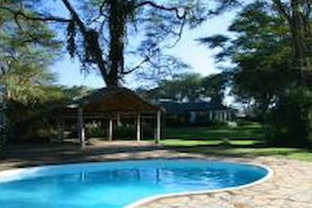 Bilashaka Lodge - Naivasha - House