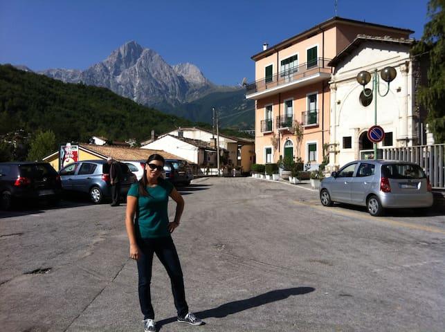 Il Gran Sasso e i Monti della Laga  - Isola del Gran Sasso D'italia - Dom