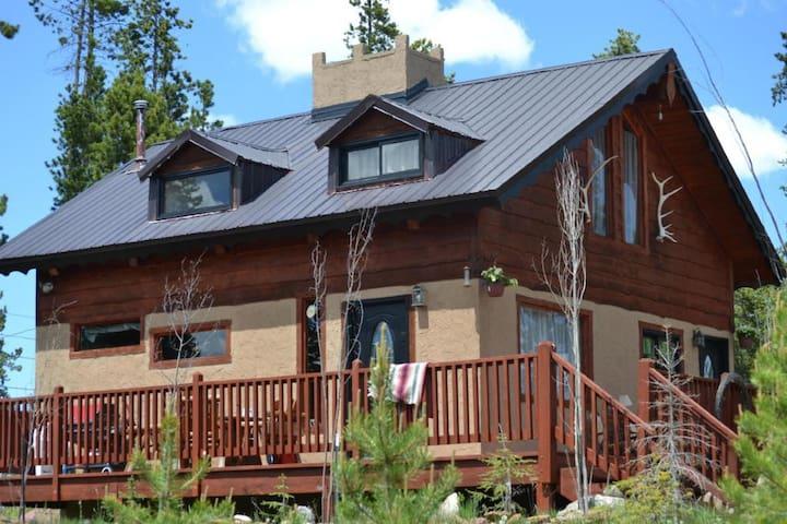 Grand Lake Alpine Cabin Summer Vaction rocky mnts - Grand Lake - House