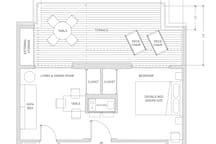 Floor plan - Plano de planta.