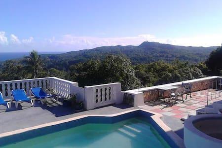 WoodandWater Villa - 15min from Ocho Rios - Oracabessa - Villa