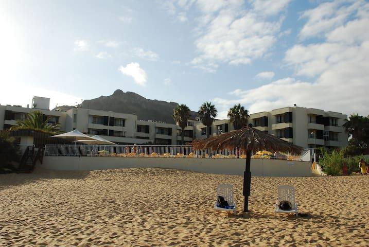 Apartamento na melhor praia do Porto Santo-LUAMAR