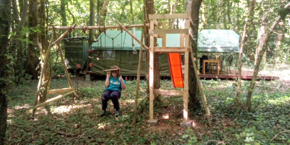 Restful Retreat – Camp Two