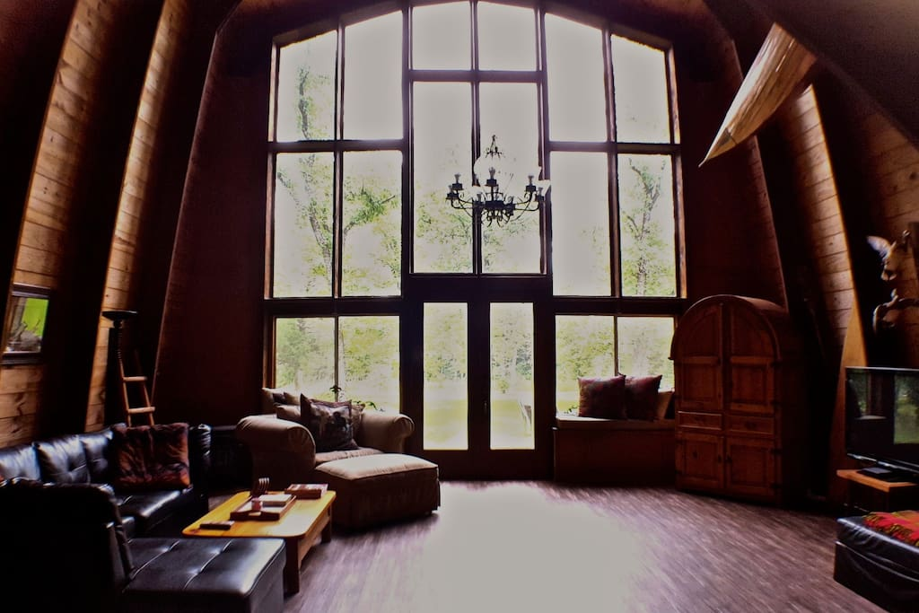 The Enchanted Forest Near Austin Houses For Rent In