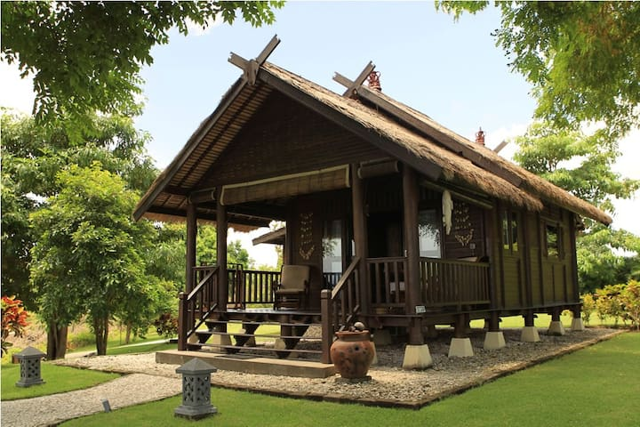 COTTAGE 1 SAMAWA SEASIDE COTTAGES - Kecamatan Sumbawa - Bungalow