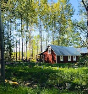Fantastische Cottage met ontbijt op een mooie plek