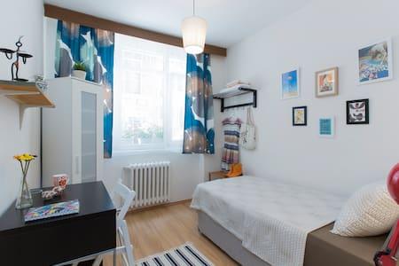 Lovely Single Room in Beşiktaş! - Istanbul