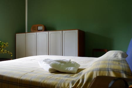 B&B il Rosmarino - camera verde - Viazzano - Bed & Breakfast