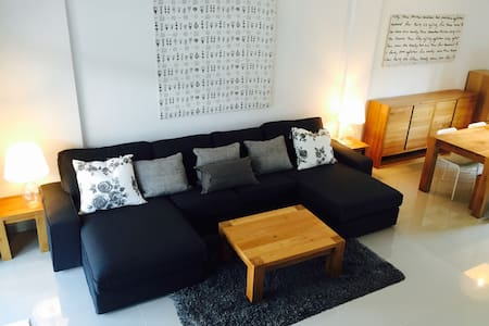 I. PEACEFUL 3-FLOOR LUXURY HOUSE WiFi, walk to MRT