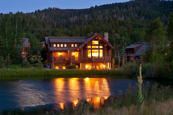 C&C: Salmonfly Lodge