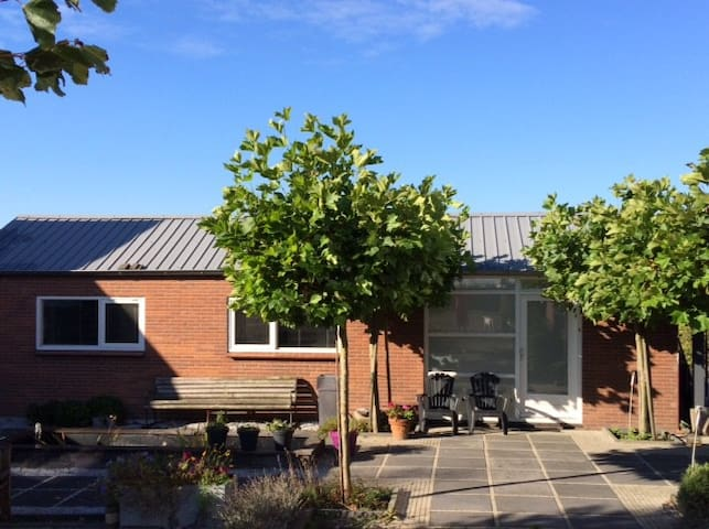 Fantastisch huis bij de Braassem - Rijnsaterwoude - Rijnsaterwoude - Sommerhus/hytte
