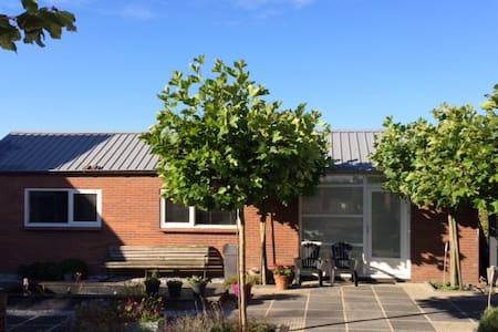 Fantastisch huis bij de Braassem - Rijnsaterwoude - Rijnsaterwoude - Cabin