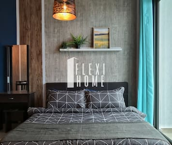 Cyberjaya Chill and Relaxing Studio by Flexihome