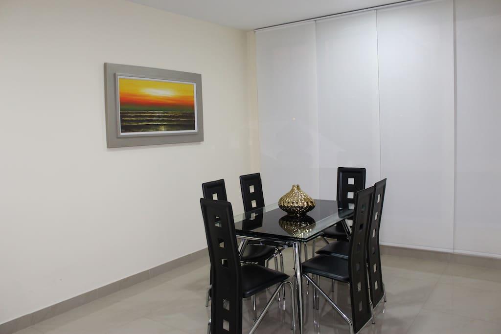 Comedor / Dinning room