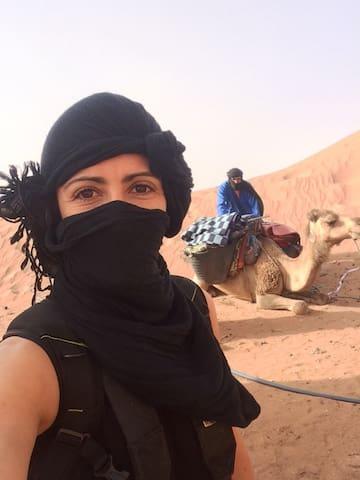 Travel to Desert Morocco