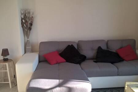 Chambre appartement lumineux à 10 min du CV - 貝桑松(Besançon)