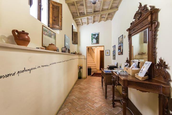 Appartamento sui tetti dell'Umbria - Arrone - Appartement