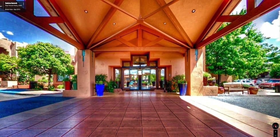 Sedona Resort Studio Near Trails- Sleeps 4 Elevati