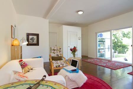 Quiet Secluded Beachside Studio (a) - Waimanalo - Apartment