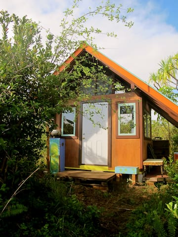 Rainbow Shack - Pāhoa - Cabin