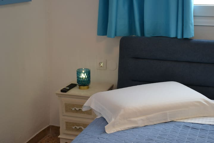 Modern bedroom lighting!