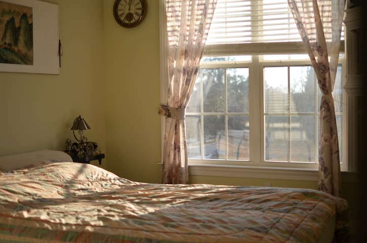 Private Secondary Suite (Great view, near Airport) - Tallahassee - Apartment