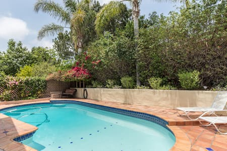 Room with pvt Bathroom, Gym,Sw Pool - Los Angeles - House