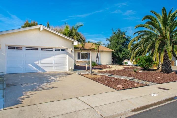 Modern 4BR Family Friendly House by La Jolla/UCSD