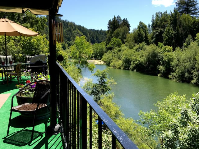 Russian~River~View~Retreat