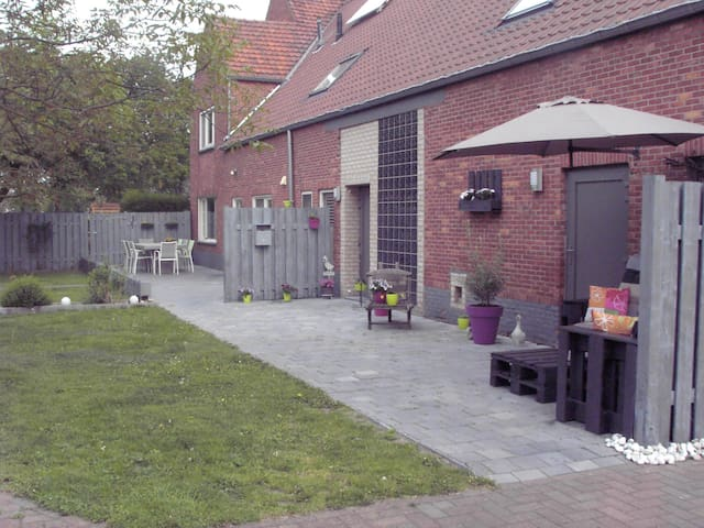 bed & breakfast Hoeven Het Gehucht - Overpelt - Bed & Breakfast