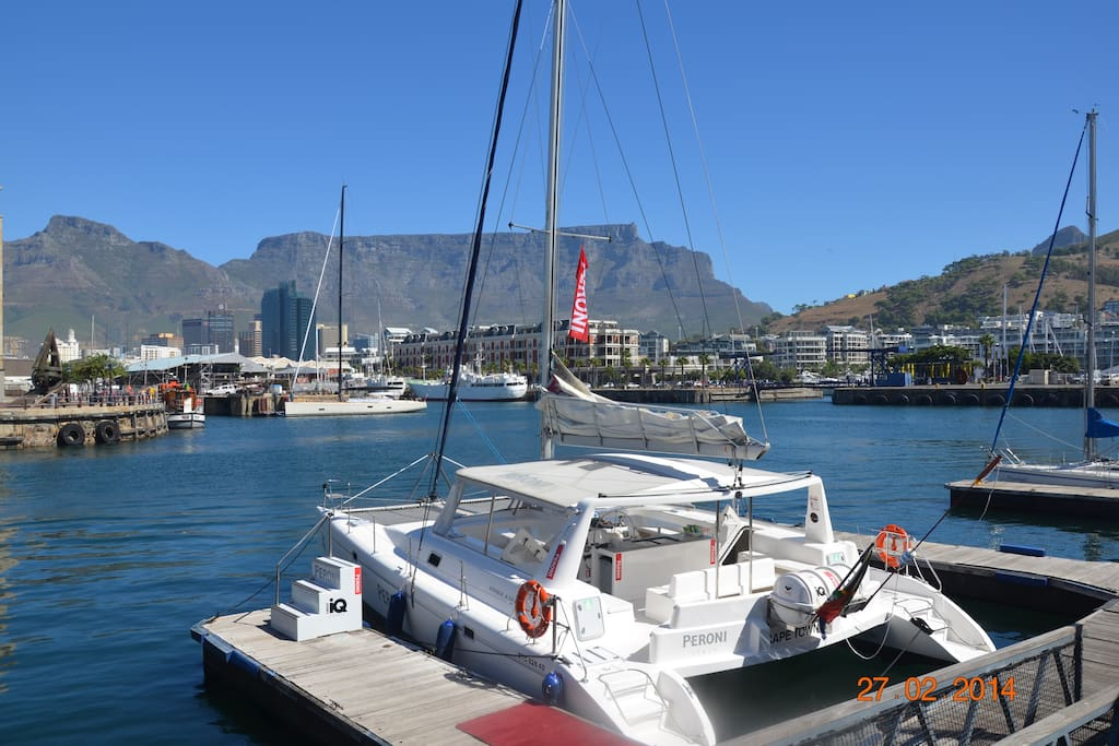 V&A Waterfront / Cape Town