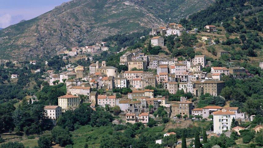Maison de village OLETTA - Oletta - Apartment