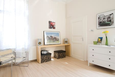 ENTIRE APT for low price in center! - Budapeşte