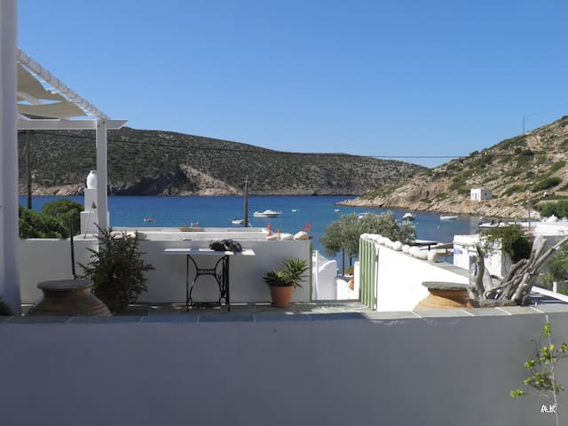 Sun & Sea Apartment - Vathy-Sifnos - Apartamento