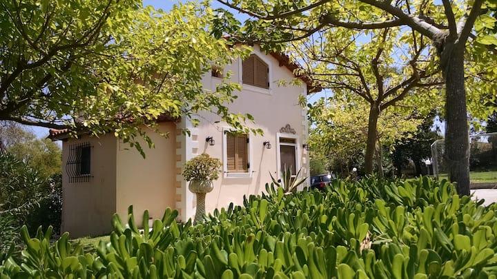 Lakopetra Beach Roza's House