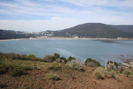 Piso con magníficas vistas a Ría - O Vicedo - Daire