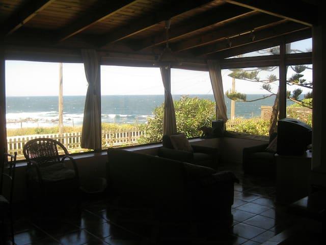 Gran casa Isla Negra con vista mar - Isla Negra - Hus