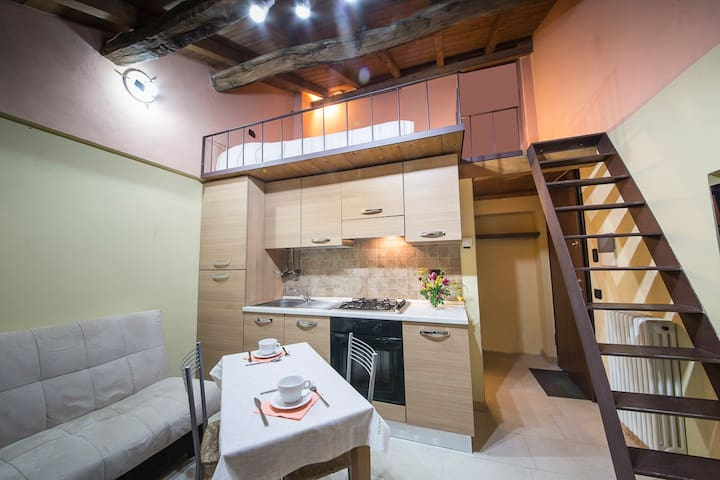 Lambroriver Apartment - Merone - Apartmen